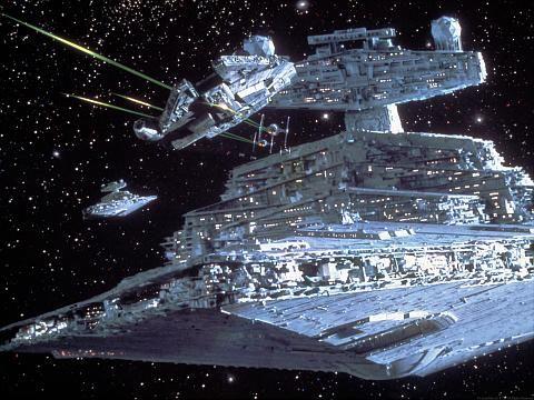 Star Destroyer - Star Wars