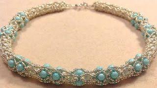 Gina's Gem Creations - Morning Sky Necklace