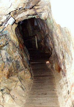 Poldark Mine, Cornwall, England