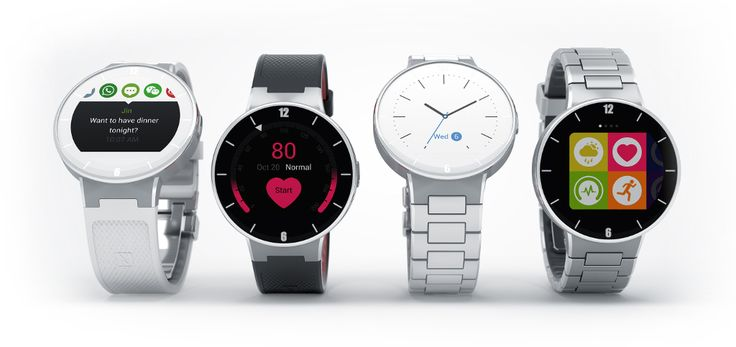 Alcatel OneTouch reveals its own Smartwatch