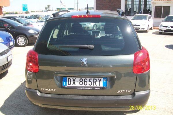 Il #Salone Dell' #Auto - #Inserzione Auto #Usata, #Peugeot, 207, Peugeot 207 unico proprietario