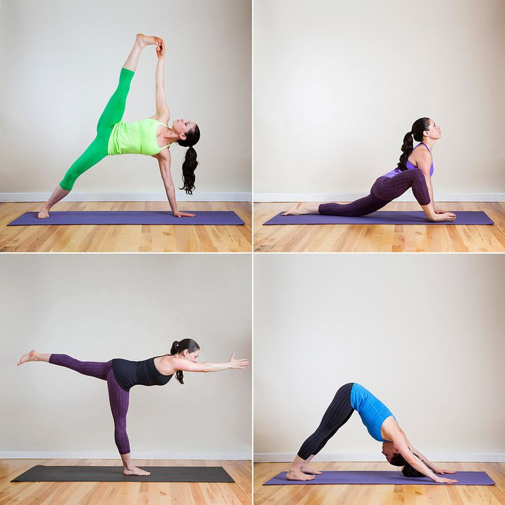 Sculpt and Strengthen With This Total Body Yoga Flow