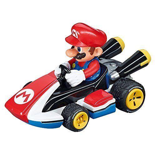 Carrera GO!!! 64033 Nintendo Mario Kart 8 - Mario by Carrera USA @ niftywarehouse.com #NiftyWarehouse #Mario #SuperMario #Nintendo #VideoGames #Gaming #MarioBrothers