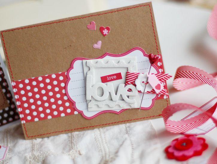 cute: Crafts Ideas, Cards Ideas, Cards Scrapbook, Love Cards, Cards Inspiration, Holidays Cards, Valentines Cards, Paper Crafts, Valentines Day Cards