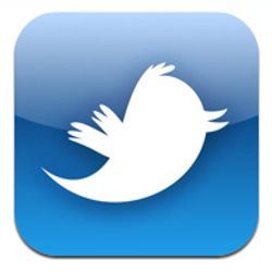 how to delete twitter account on phone app