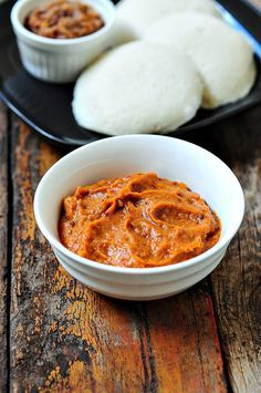 Onion Tomato Chutney Recipe (for Rava Idli, Dosa, Idli)