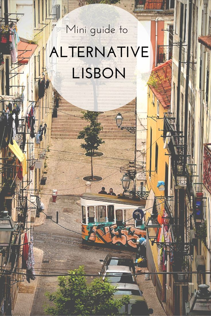 A mini guide to alternative Lisbon with some of the coolest spots in the city, the best hostel I've ever stayed in and a map where to find these places! Click on the picture or visit http://www.mywanderlust.pl to find out more!