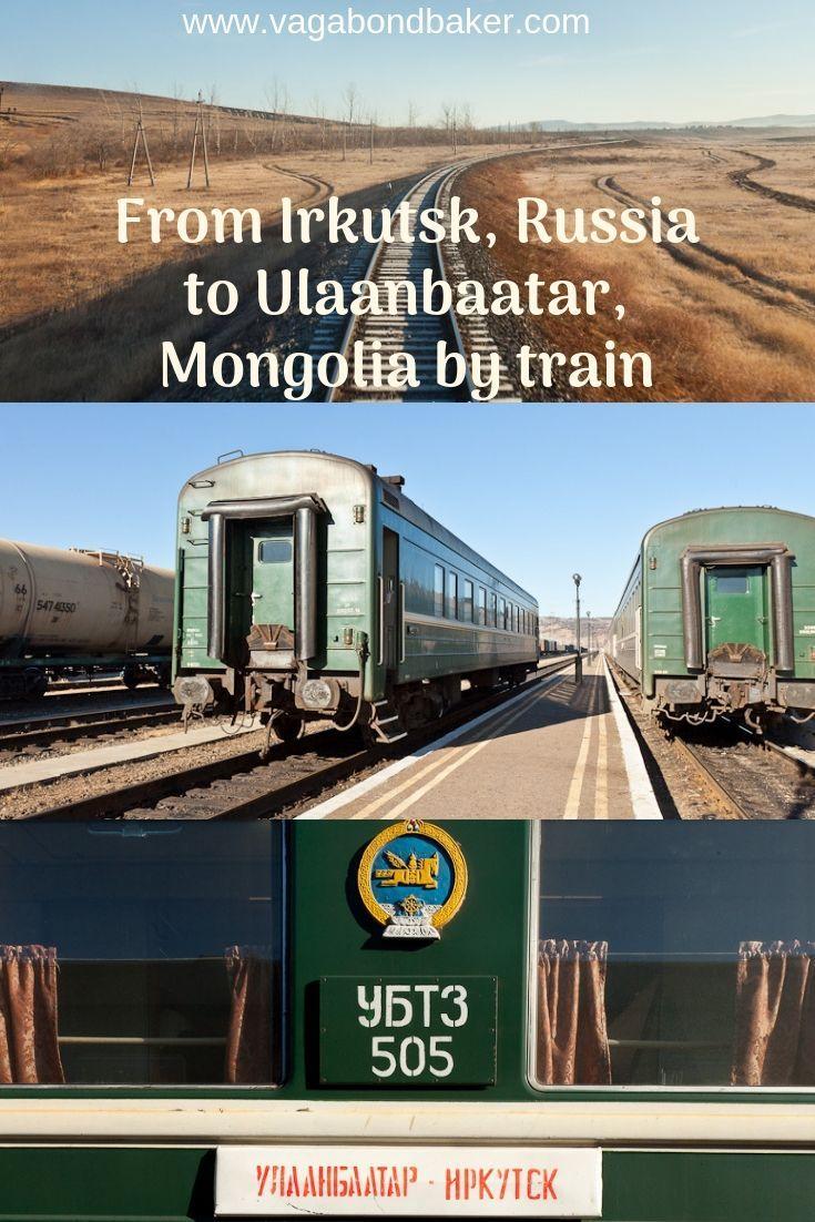 Hello Mongolia Vagabond Baker Ulaanbaatar Trans Siberian Railway Mongolia