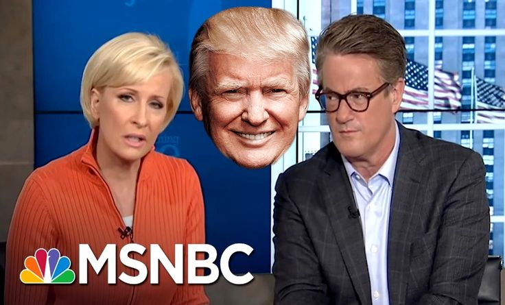 After last year's Republican primary ended, then-candidate Donald Trump promised a juicy reveal or three about a pair of his most dogged opponents in the media - MSNBC's Mika Brezinski and Joe Scarborough.