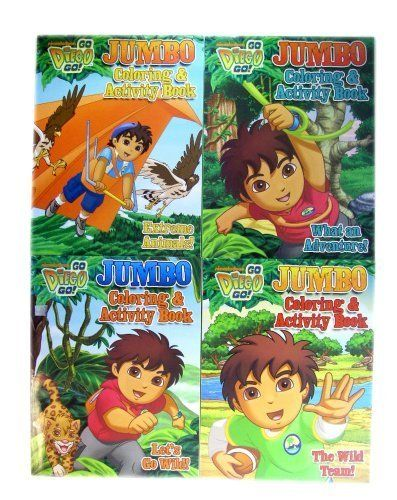 Fresh Jumbo Coloring Book