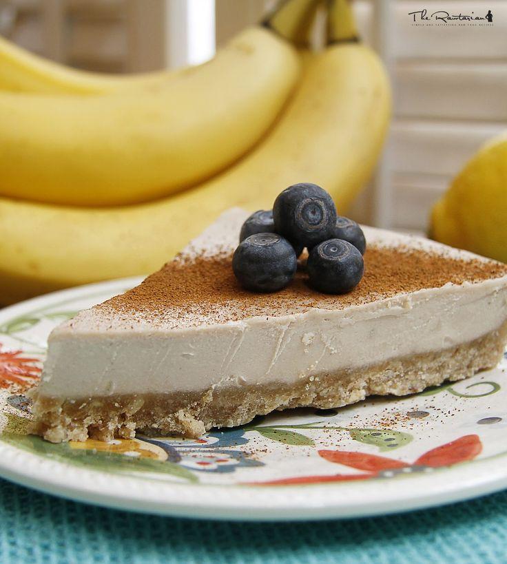 The Rawtarian: Raw banana cream pie recipe