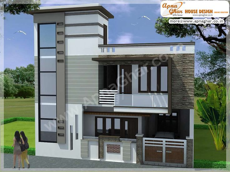 Independent house model design