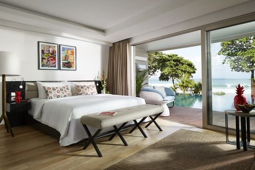 Room to book: Especially excellent is room 120, which has a slightly different layout featuring a large opening to the s...
