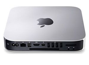 Apple Mac mini computer. Most economic method running OSX, now with Core i5 cpu, HD400 graphics and 8GB memory. #macminhire #rentmacmini