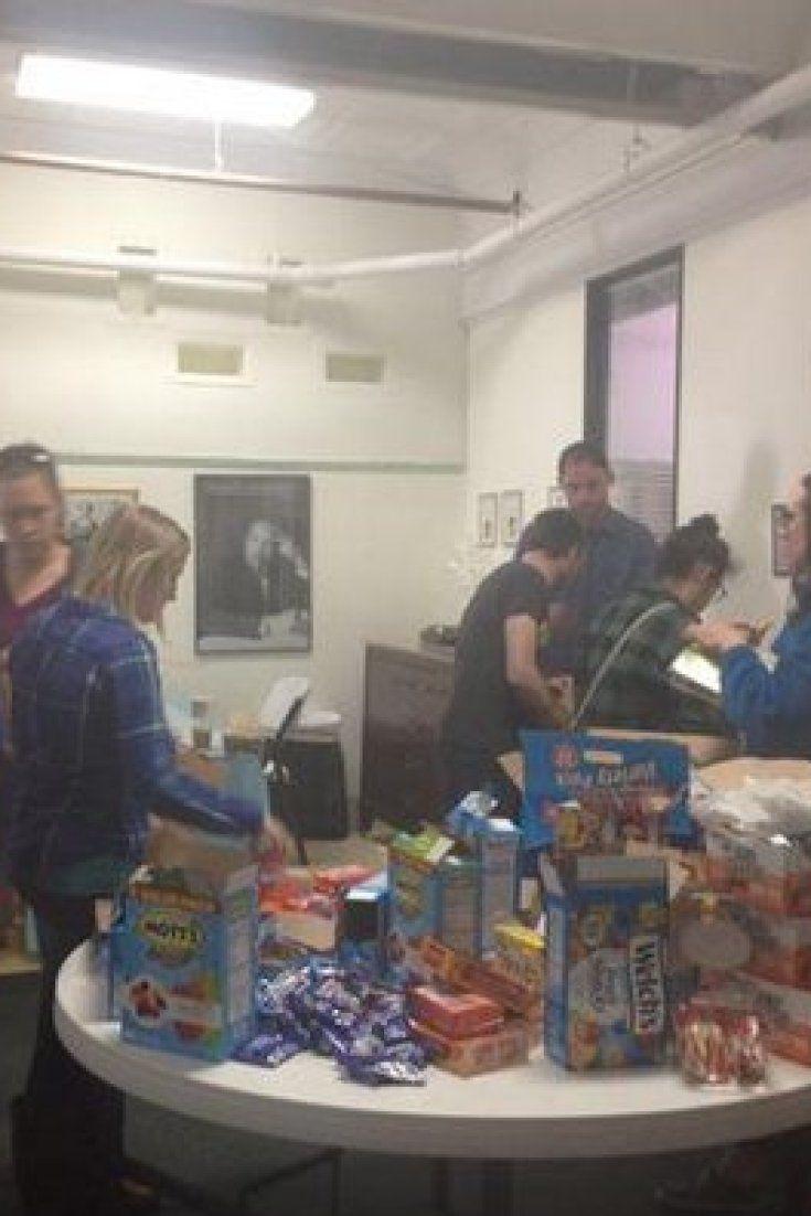 Volunteers Step Up After School Closings Leave Baltimore Kids Hungry