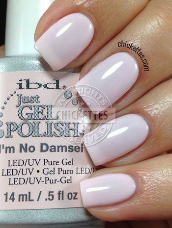 ibd Just Gel Polish - I'm No Damsel