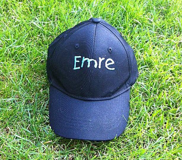 İsme özel çocuk şapkası...Çocuğunuz için doğum günü hediyesi olmaya aday.