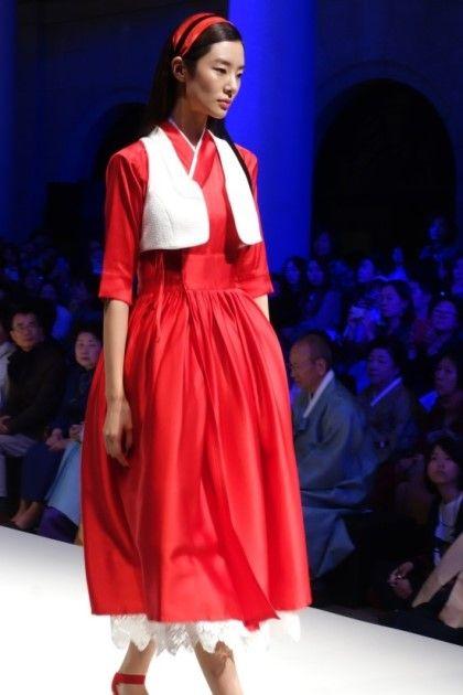 한복의 날 패션쇼 -2- : 네이버 블로그