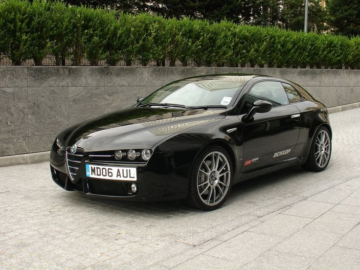 Everyone at one point has to own an Alfa... I'll take this one, please
