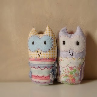 owls... our copeland signature baby gift?