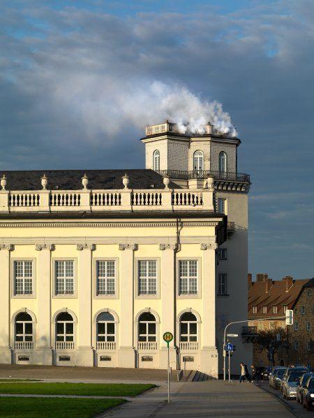 """Documenta 14: """"Kassel eingenebelt? Das würde mir gut gefallen"""" - SPIEGEL ONLINE - Kultur"""