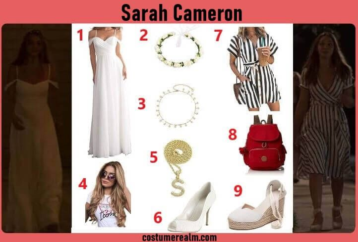 Halloween 2020 Camreon Outer Banks Sarah Cameron Outfits Guide in 2020 | Halloween