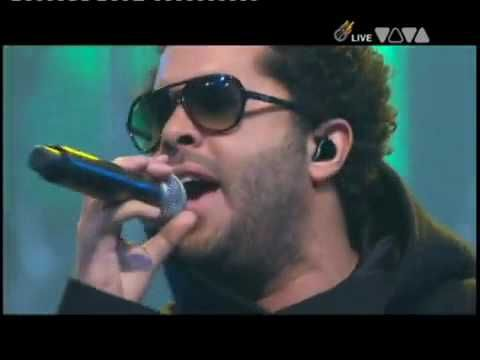 Sido - Der Himmel soll warten (feat. Adel Tawil) (LIVE @ Comet 2010) - YouTube