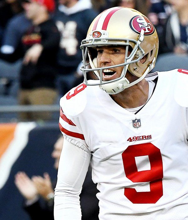 Birthday surprise: Robbie Gould earns NFC Special Teams Player of the Week