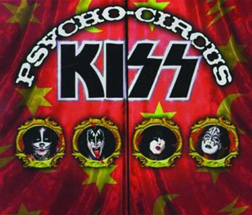 Kiss Album Covers | Kiss Psycho Circus Album Cover