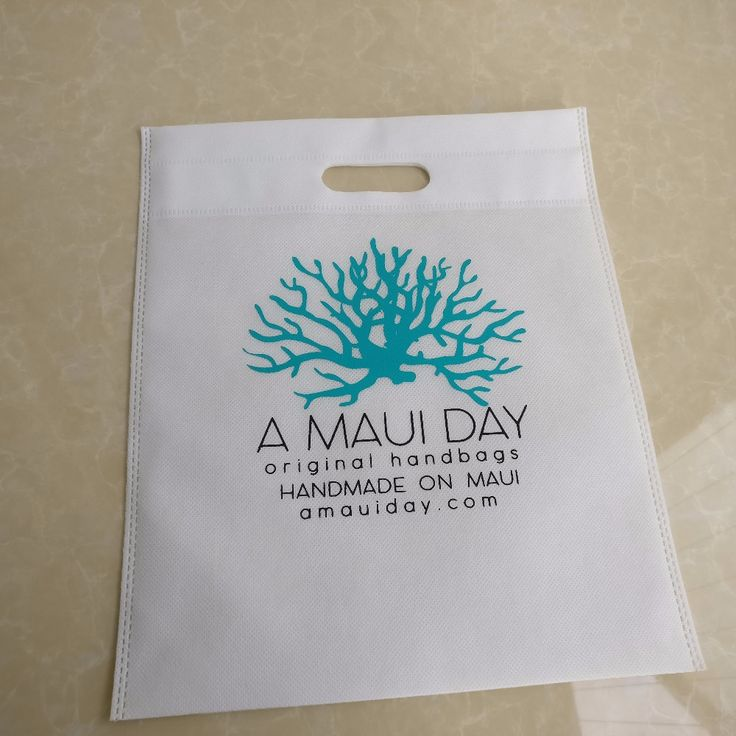 wholesale 500pcs/lot 40Hx30cm reusable non woven shopping bags eco-friendly gift non woven bags with customized logo printing