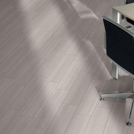 Modern Tile Flooring From Arizonatile Porcelain Plank Eclipse Series In Grey Is Super Sleek Fabulous Floors Pinterest Tiles And