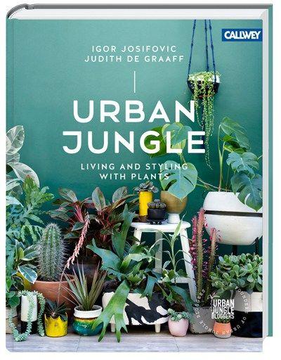 Urban Jungle Book: Pre-order your copy now!