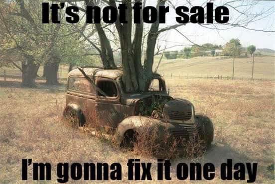 Soooooo true! https://www.facebook.com/unique.collision.tulsa/posts/951445004898727:0 #collision auto paint and body repair shop Tulsa