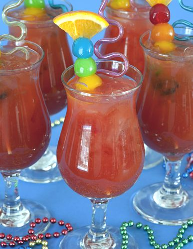 Hurricane Cocktail | yummy & slurpy drinks | Pinterest