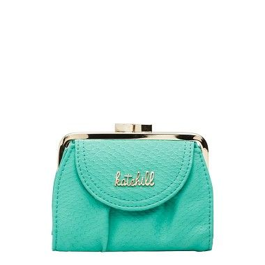Lucy Reptile Framed Pocket Wallet | Wallets | #KateHill