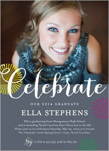 123 best graduation invitations images on pinterest graduation save up to off on custom graduation party invitations for the recent high school or college grad in your life design your custom invites today at filmwisefo Image collections