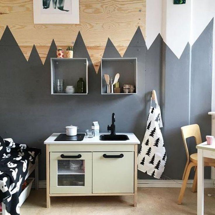 Wil je graag styling advies, kom dan kijken op de website www.littledeer.nl #creatief #ikea #duktig #inspiratie #hack #kids #DIY #kitchen