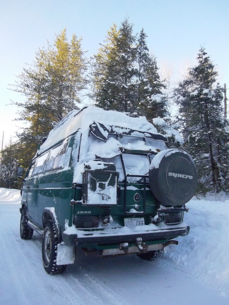 Snow Syncro Canada