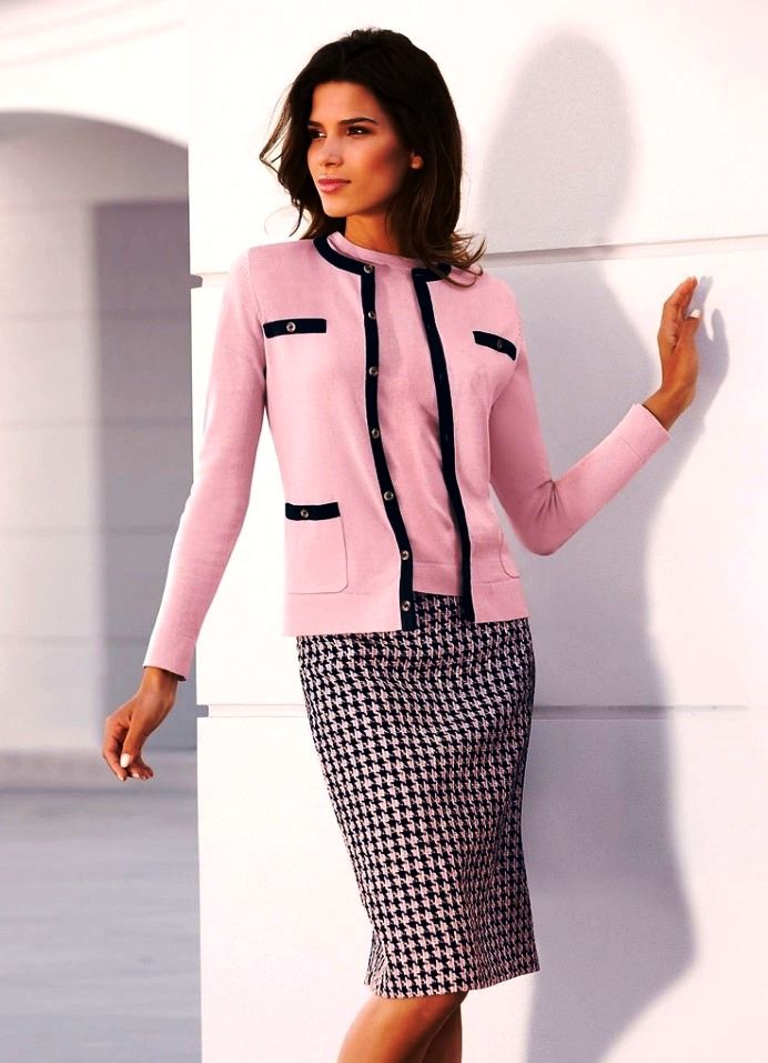 Официально-деловой стиль 2017 (80 фото): одежда для женщин из мира бизнеса, признаки классического стиля для девушек