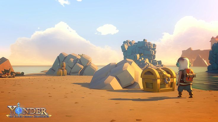 Yonder: The Cloud Catcher Chronicles for Nintendo Switch Leaked by Amazon Germany http://bit.ly/2lnzap3 #nintendo