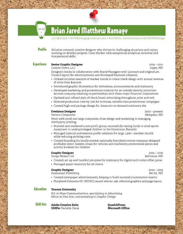 28 best images about Workaholic on Pinterest Texts, Restaurant - resume sample graphic designer