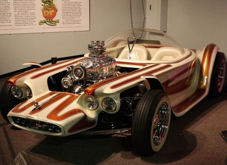 61 Best Ed Roth 1932 2001 Custom Car Builder Images On