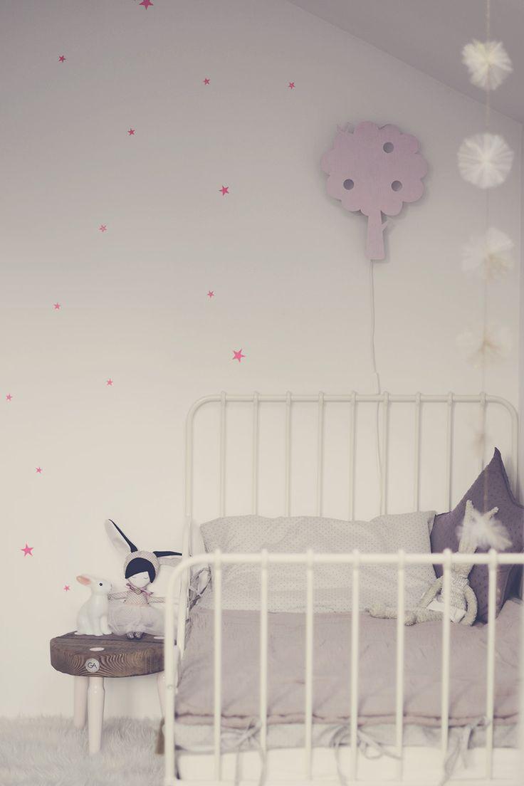pastel baby room // ladnebebe.pl