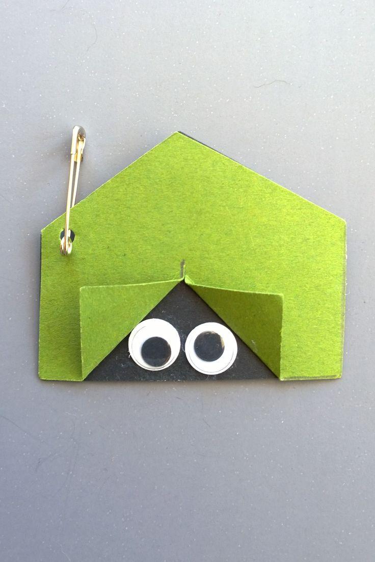 Google Eye Tent SWAP Love this SWAP - too cute!
