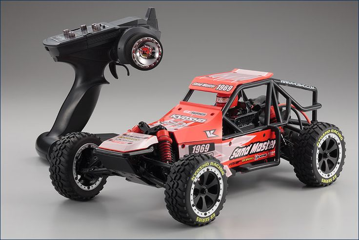 RTR or Kit RC Cars