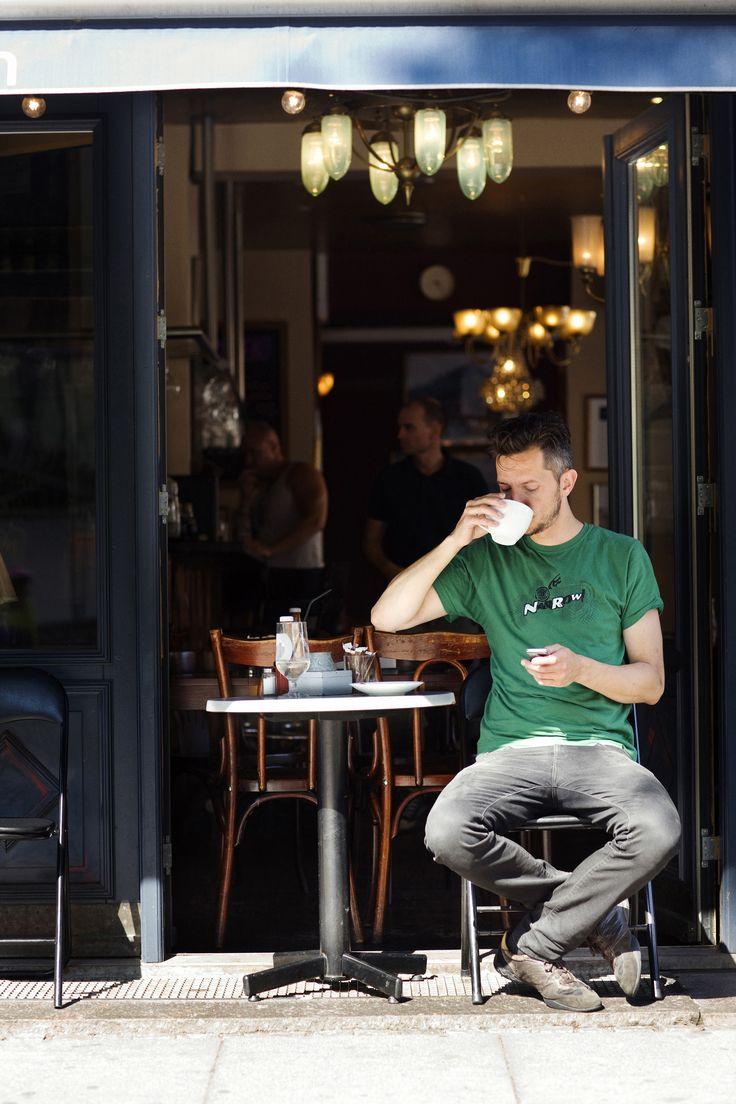 Café - Copenhagen outdoor life