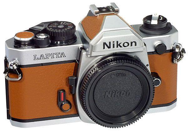 Nikon FM2 Lapita