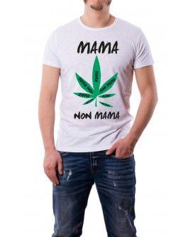 T-Shirt Fiammata mama non mama