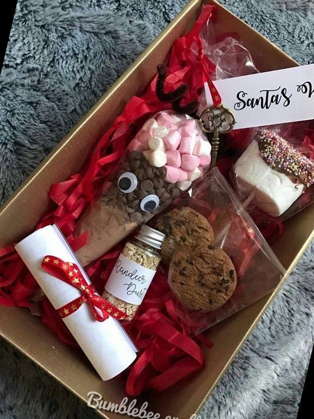 Christmas Eve Box Filler Chocolate Sweets