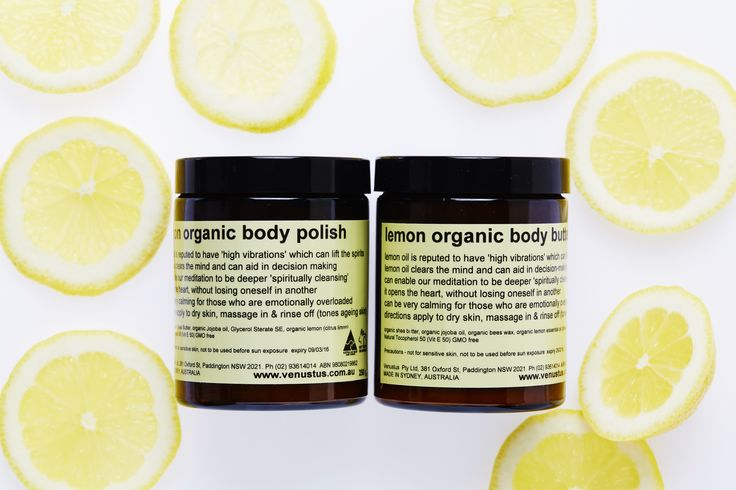 Venustus_lemon_organic_body_polish_&_butter.  Insider tips from the Venustus team, use the polish at night on a clean dry skin & just focus on small sections at a time, so less spillage.  Now rinse off by turning on the shower, no need to moisturiser after this.   In the morning, am, us the butter for maximum hydration & in 7 days Amazing...